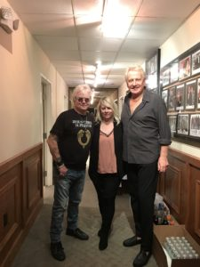 Interview with Air Supply's Graham Russell